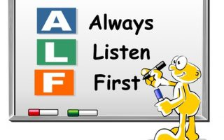 セラピストは話し上手より聴き上手